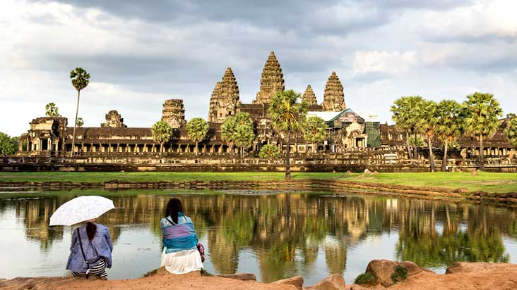 Vietnam With Angkor Temples Express Get About Asia